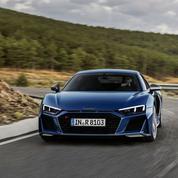 Audi R8 : le V10 vocifère encore
