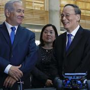Israël et la Chine resserrent leurs liens économiques