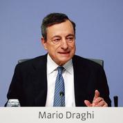 Mario Draghi maintient le cap de la BCE et rassure les marchés