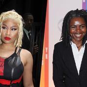 Nicki Minaj accusée de plagiat par la chanteuse Tracy Chapman