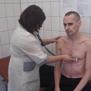 Le cinéaste ukrainien Oleg Sentsov distingué par le prix Sakharov