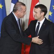 Syrie: l'invite d'Erdogan aux Européens