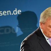 Sanctionnée en Hesse, la grande coalition Merkel au pied du mur