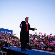 Donald Trump, candidat en chef aux «midterms»