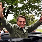 Jair Bolsonaro élu président du Brésil