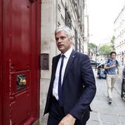 Laurent Wauquiez débute en Grèce une tournée des droites européennes