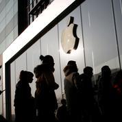 Apple enquête sur des accusations de travail illégal dans une usine en Chine