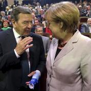 Quand Schröder renonçait au SPD... et préparait sa chute