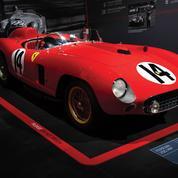 Ferrari 290 MM, une star en vente