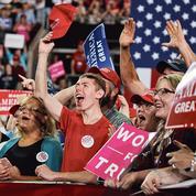 Le peuple de Trump, plus que jamais derrière son président