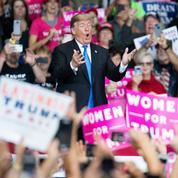 Midterms : Donald Trump mobilise contre le «péril socialiste»