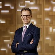 Le Finlandais Alex Stubb en campagne éclair pour diriger la droite européenne