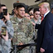 Midterms : Trump bat le rappel contre l'immigration