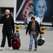 L'âpre retour chez eux des enfants afghans