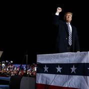 Midterms: Trump électrise les élections de mi-mandat