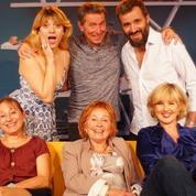 C'est pourtant simple ! : un comédie loufoque où Geneviève Gil se taille la part du lion
