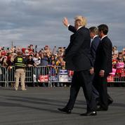 «Midterms» : la popularité de Donald Trump, symbole d'une Amérique coupée en deux