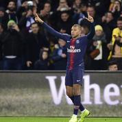 Kylian Mbappé est le nouveau joueur le plus cher du monde