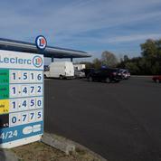 Les hypermarchés jouent le carburant à prix coûtant
