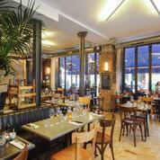 Bistrot Brune, grand café hardi du Faubourg Saint-Denis