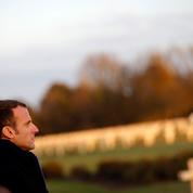 «L'itinérance mémorielle» de Macron parasitée par les polémiques à répétition