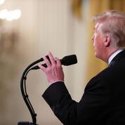 Donald Trump gagne en popularité auprès des Français