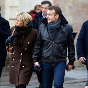 Un jeune homme qui voulait attaquer Macron à la machette interné