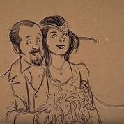 Un ex-dessinateur de Disney rend hommage à sa femme décédée dans un court-métrage