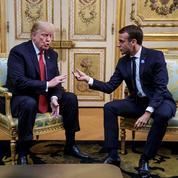 Macron accueille Trump en plein mélodrame sur la défense européenne