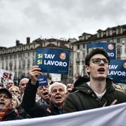 Mobilisation en Italie pour défendre le projet de TGV Lyon-Turin