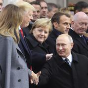 Poutine, Erdogan... les trouble-fête conviés à la table d'Emmanuel Macron