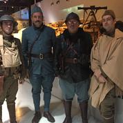11 novembre: au musée de la Grande Guerre, l'émotion du public