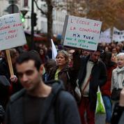 Mobilisation en demi-teinte pour la grève des enseignants