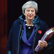 Brexit: un projet d'accord conclu entre Londres et Bruxelles