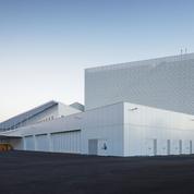 À La Courneuve, la Banque de France inaugure le plus grand coffre-fort d'Europe