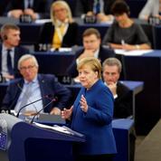 Angela Merkel plaide pour «une vraie armée européenne»