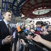 La CEDH condamne la Russie pour les arrestations répétées d'Alexeï Navalny