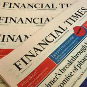 Au Financial Times ,une alerte prévient les journalistes s'ils ne citent que des hommes