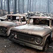 Incendie en Californie : plus de 600 personnes portées disparues