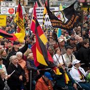 En ex-RDA, Angela Merkel cristallise une colère d'hommes vieillissants
