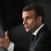 Macron face à l'inconnue des «gilets jaunes»