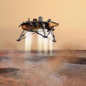 La France tente un atterrissage périlleux sur Mars avec la Nasa ce lundi soir