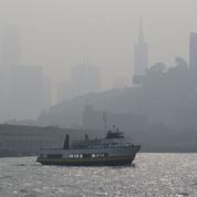 À cause des incendies, San Francisco est devenue la ville plus polluée au monde