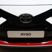 PSA et Toyota arrêtent leurs petits véhicules communs