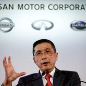 Nissan veut un successeur à Carlos Ghosn d'ici le 20 décembre