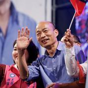 À Taïwan, des élections municipales en ombres chinoises