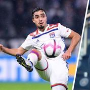 Le défenseur de l'OL Rafael se paie Pierre Ménès