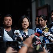 À Taïwan, la présidente progressiste sanctionnée