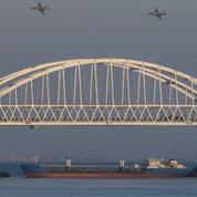 Le conflit entre l'Ukraine et la Russie s'étend sur la mer d'Azov