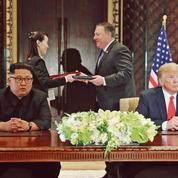 Entre Trump et Kim, l'idylle vire au bras de fer